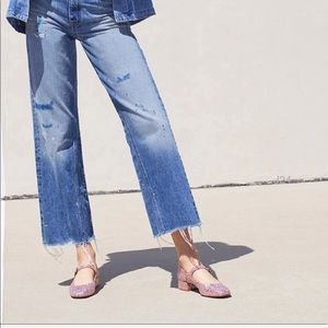 Madewell Delilah Mary Jane Pump